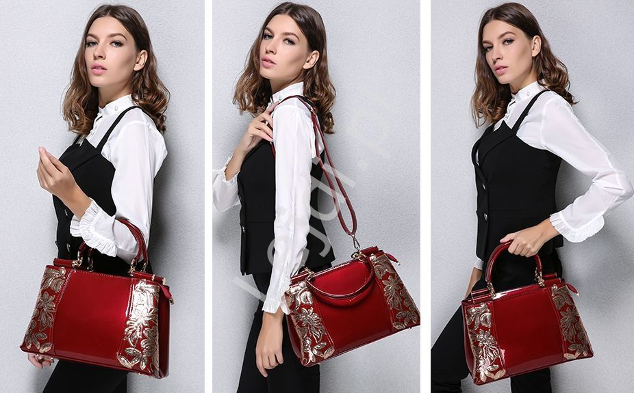 Torebki Damskie Wiosna Lato 2020 Lejdi Pl Fashion Chloe Faye Shoulder Bag