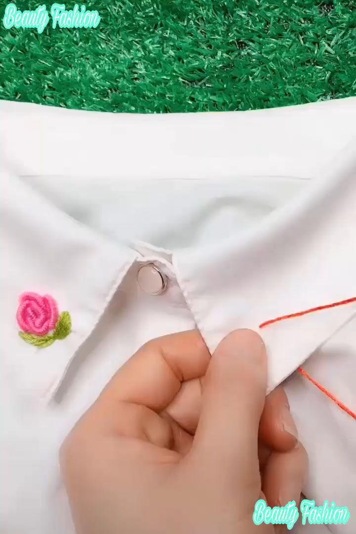 Embroidery Stitches Guide - CrochetingNeedles.com