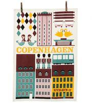 ferm-LIVING Copenhagen Tea Towel