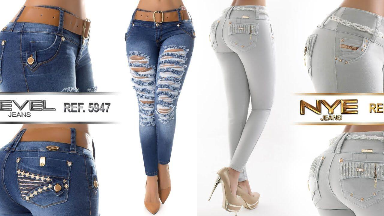 إغراء لرعاية مقارنة Pantalones Jeans Colombianos Para Mujer Psidiagnosticins Com