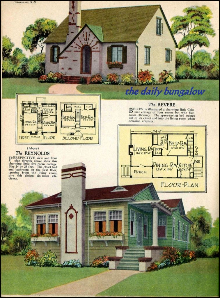 1926 RadfordHome Fireside and Garden The