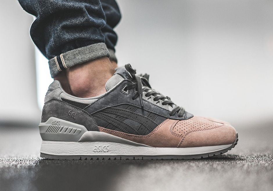 9184ef69c78b Asics Gel-Respector Japanese Garden On Feet  asics  trainers  sneakers