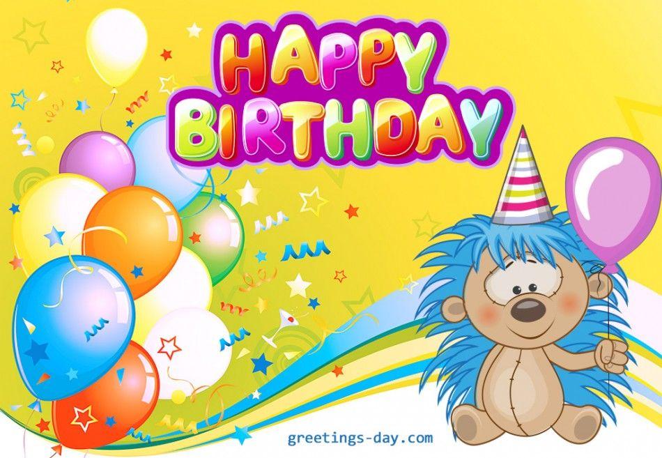 Birthday Kids Happy Birthday Pinterest Free Happy Birthday