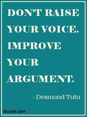 Short Meaningful Quotes Vinegar, Honey and Desmond tutu