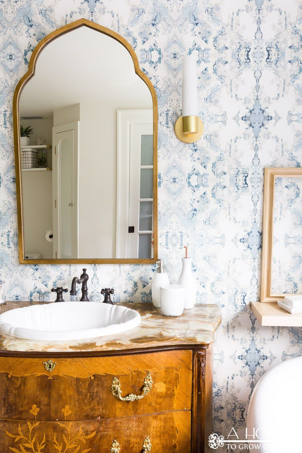 Trends in decor that stand the test of time | White wallpaper ...