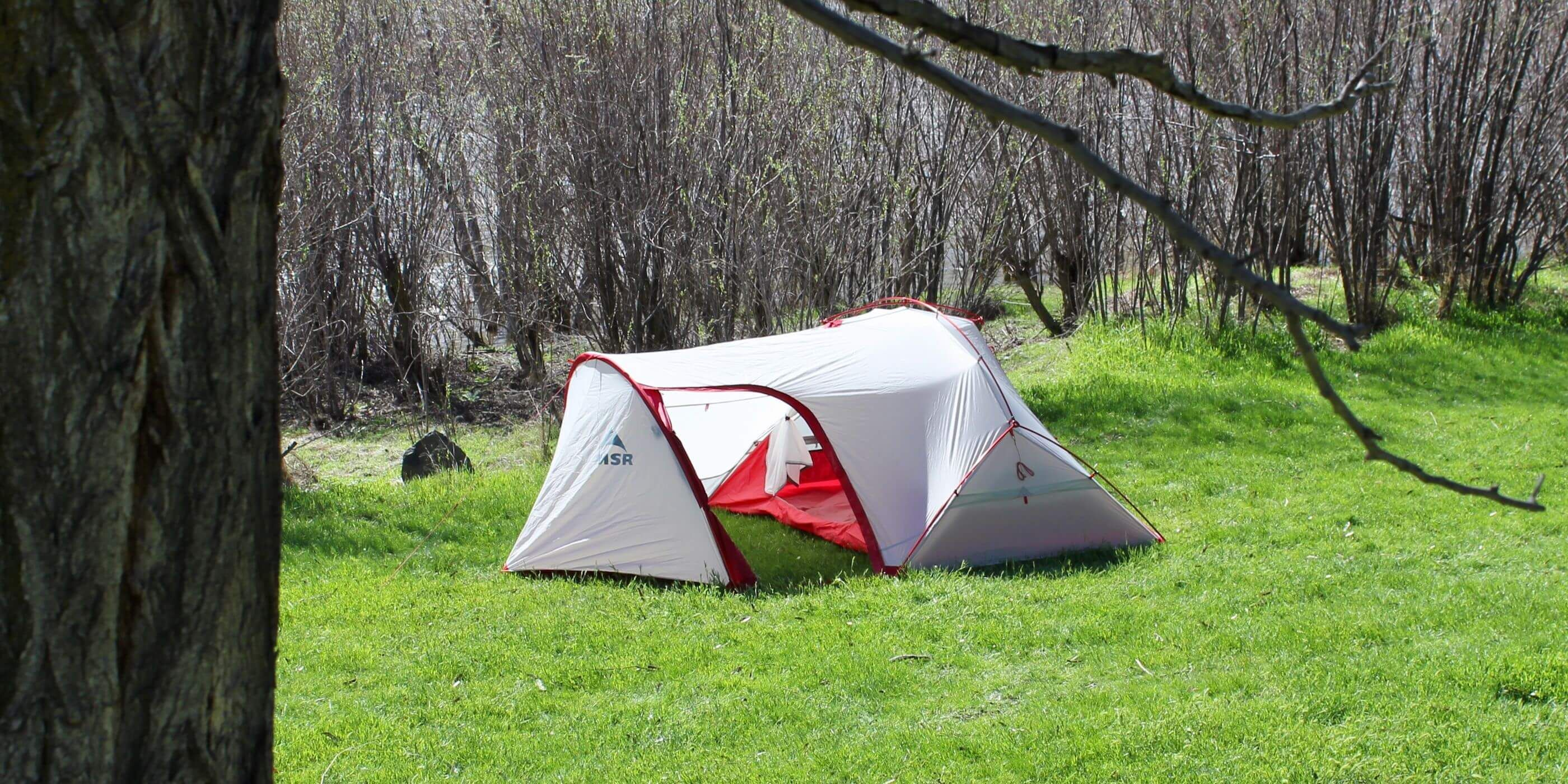Msr Hubba Tour 2 Tent Review Man Makes Fire Best Tents For Camping Tent Reviews Tent