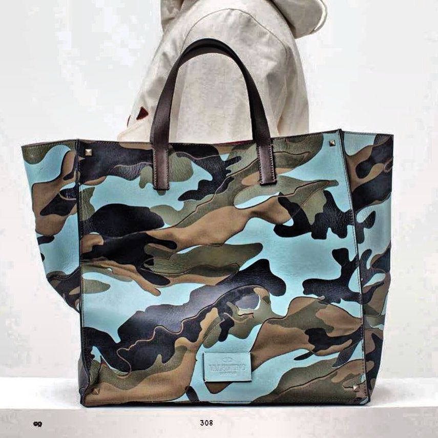 a493866aca23eb This Valentino Camo Print is next level | Haute Handbags | Valentino ...