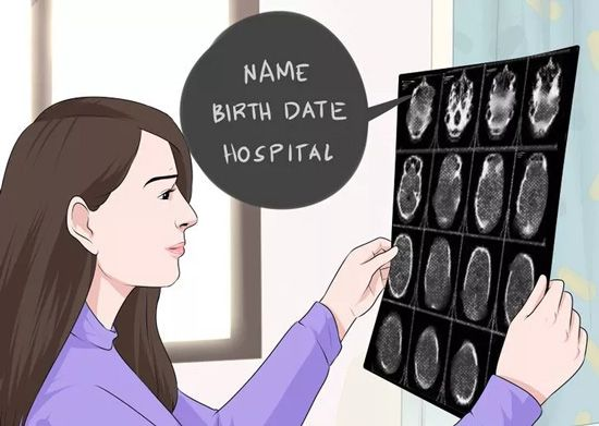 Read a CT Scan