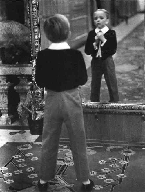 Things that Quicken the Heart: Black & White - Mirrors