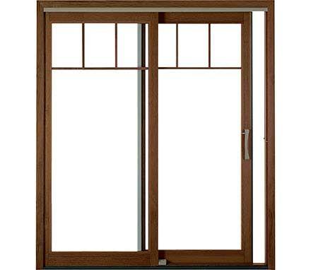 Pella Proline 450 Series Sliding Patio Door