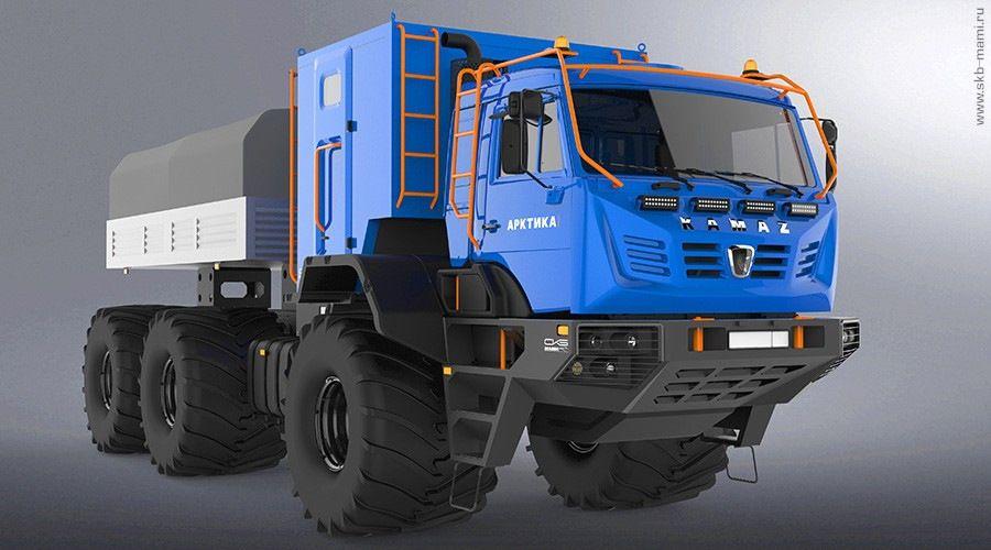 Arctic Vehicles Offroad Vehicles Mercedes Benz Trucks