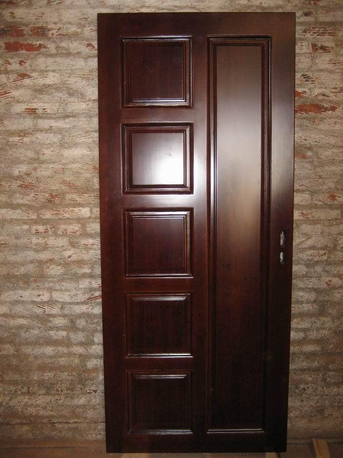 Pin de adriana en puertas puertas interiores puertas for Puertas de madera interiores modernas