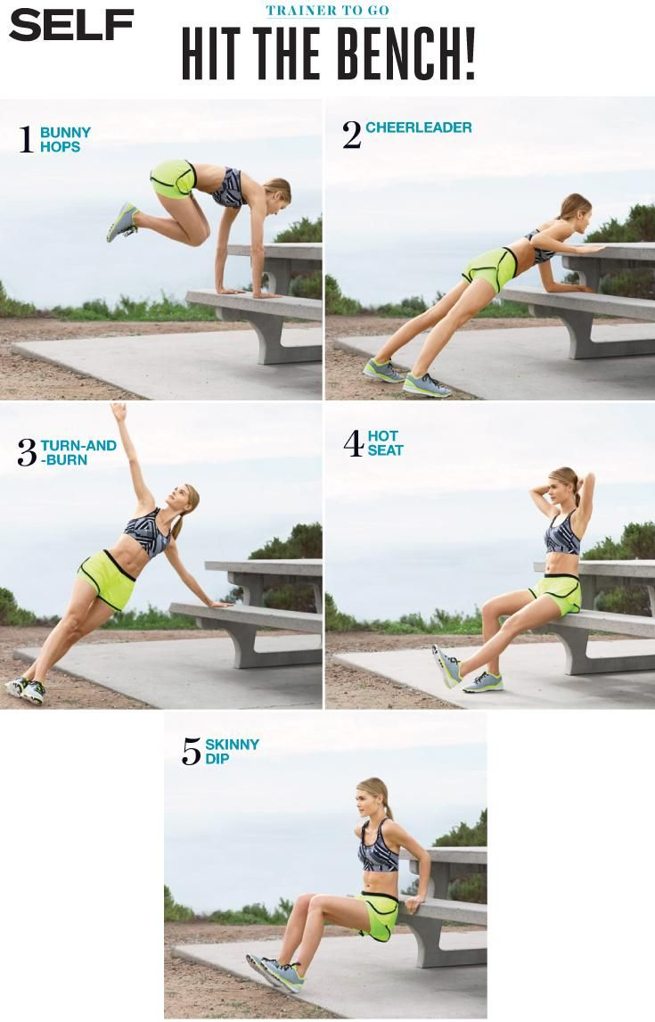Diy Workout Bench Easy