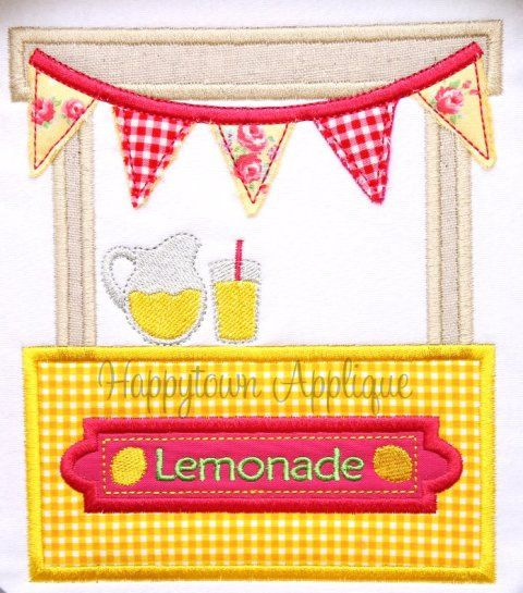 lemonade banner how to make