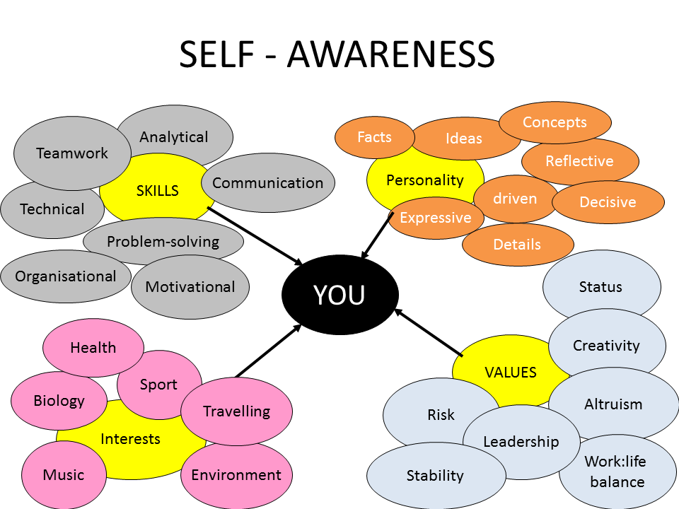 Worksheet Self Awareness Worksheets self awareness knowing you and career on pinterest