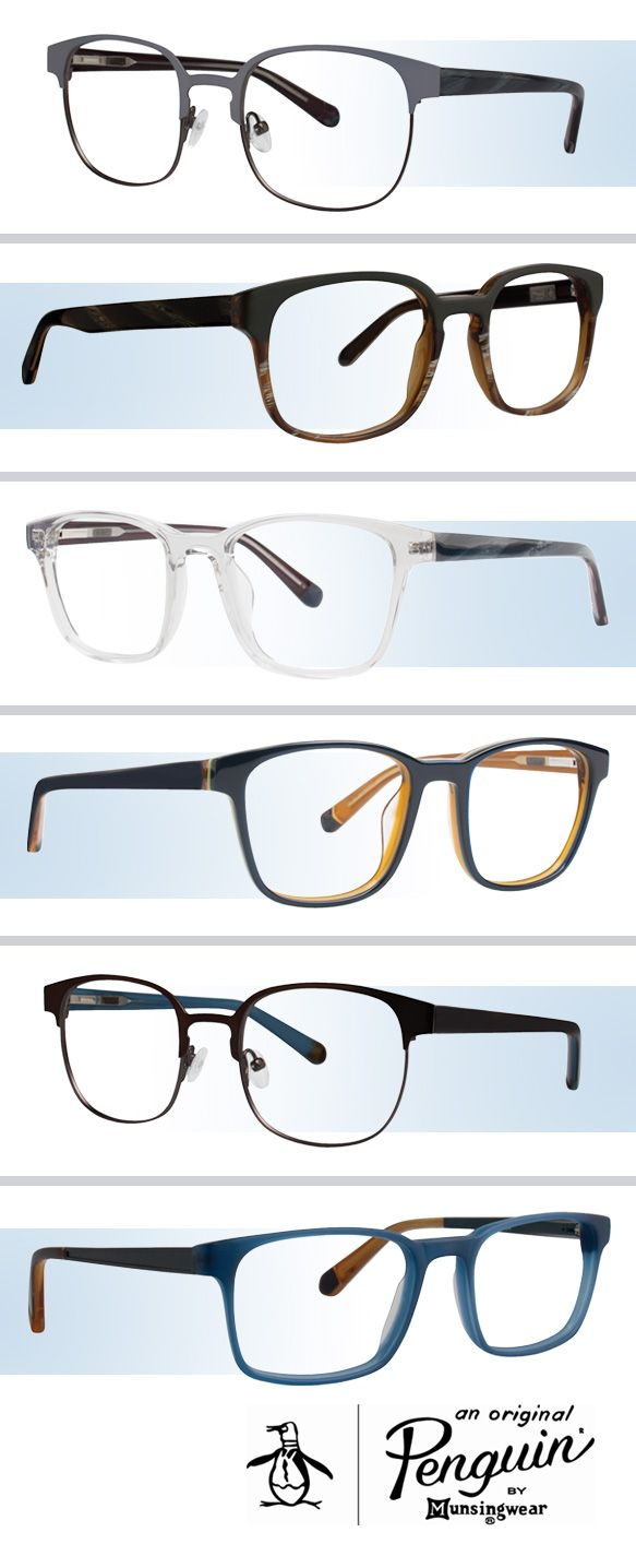 Original Penguin Frames Encourage Self Expression: http ...