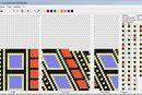 схемы на 21-22 бисерины