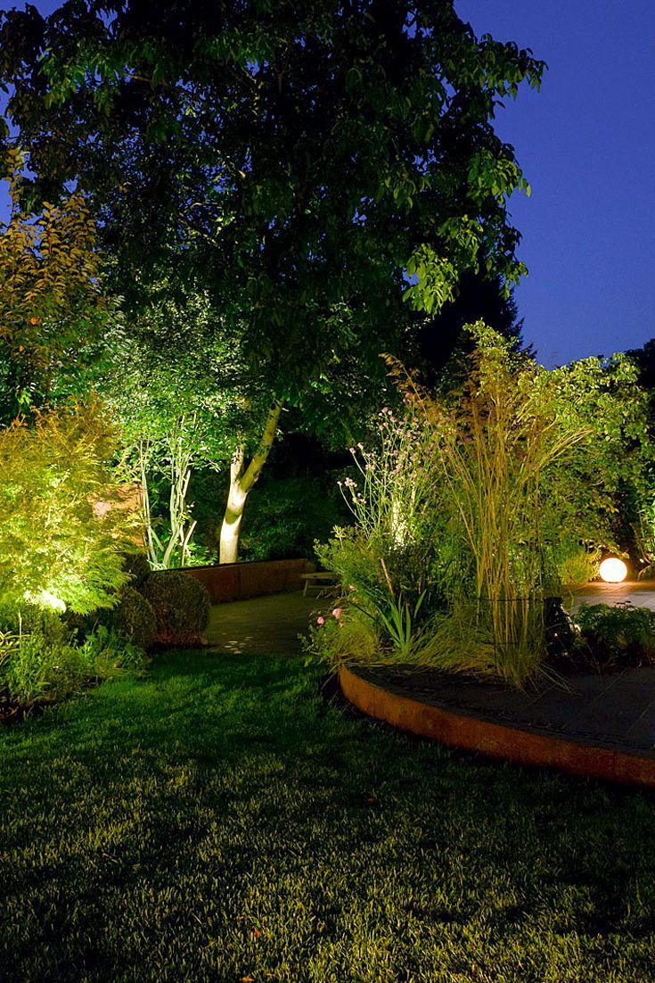 Indirekte Beleuchtung Im Garten Prediger Beleuchtung Garten Licht Im Garten Gartenbeleuchtung