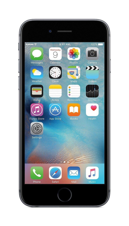 40b631cd6464b0 Apple iPhone 6S (Space Grey, 32GB): Amazon.in: Electronics Iphone