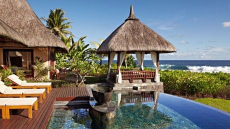 Always wanted to go to Mauritius - this resort looks perfect!