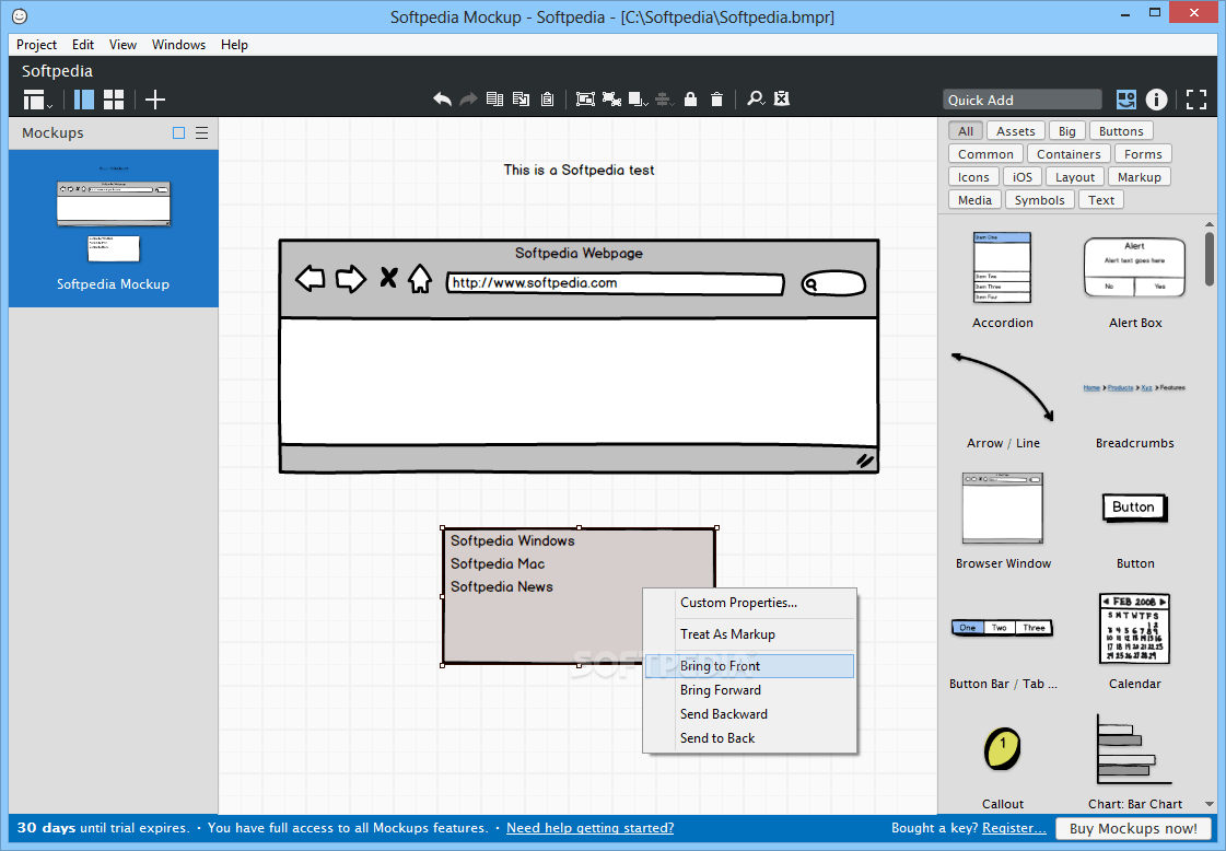 Balsamiq mockups 3.1.2 License key Crack Full version | Softwares Crack | Pinterest