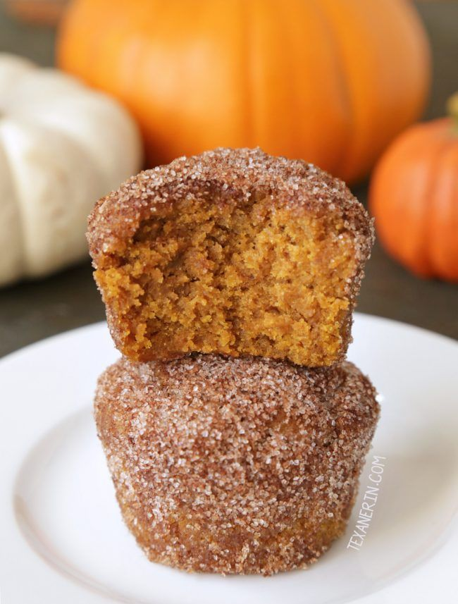 Delicious And Easy Vegan Pumpkin Muffins Lightly Sweetened With