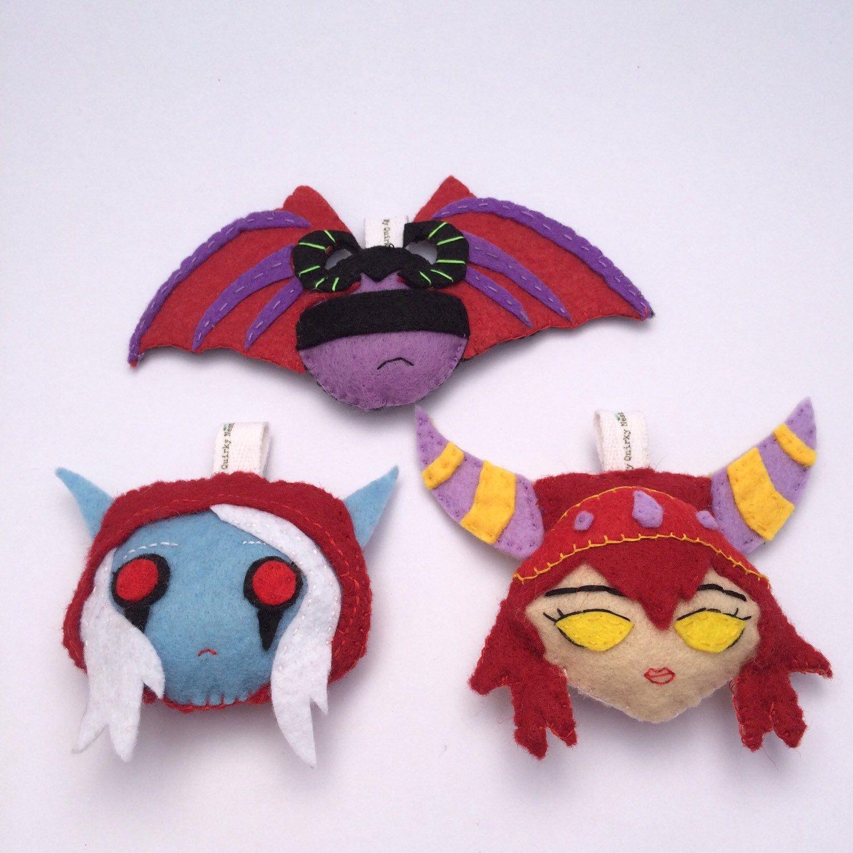 World of Warcraft Inspired Felt Softie, Keyring, Hanging Decoration ...