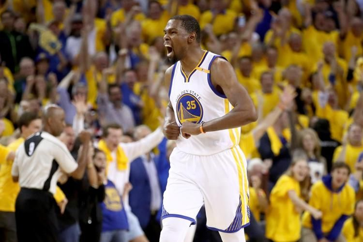 Kevin Durant move to Warriors pays off with NBA Finals