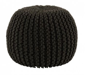 Maille Poufs Salons Meubles Fly Office Pouf Rond