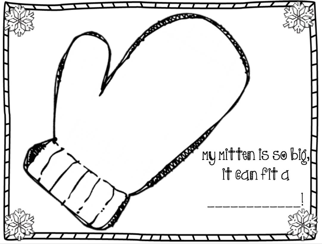 The Mitten By Jan Brett Literature Unit