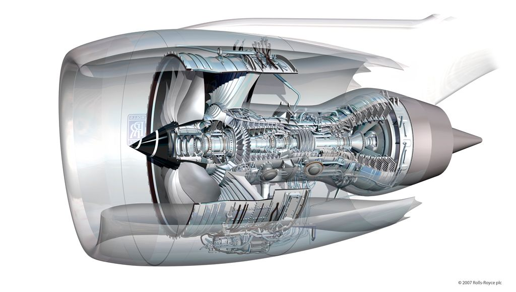 Http Www Rolls Royce Com Images Trent 1000 Cutout Large 1 Tcm92 48618 Jpg Jet Engine Rolls Royce Aerospace Design