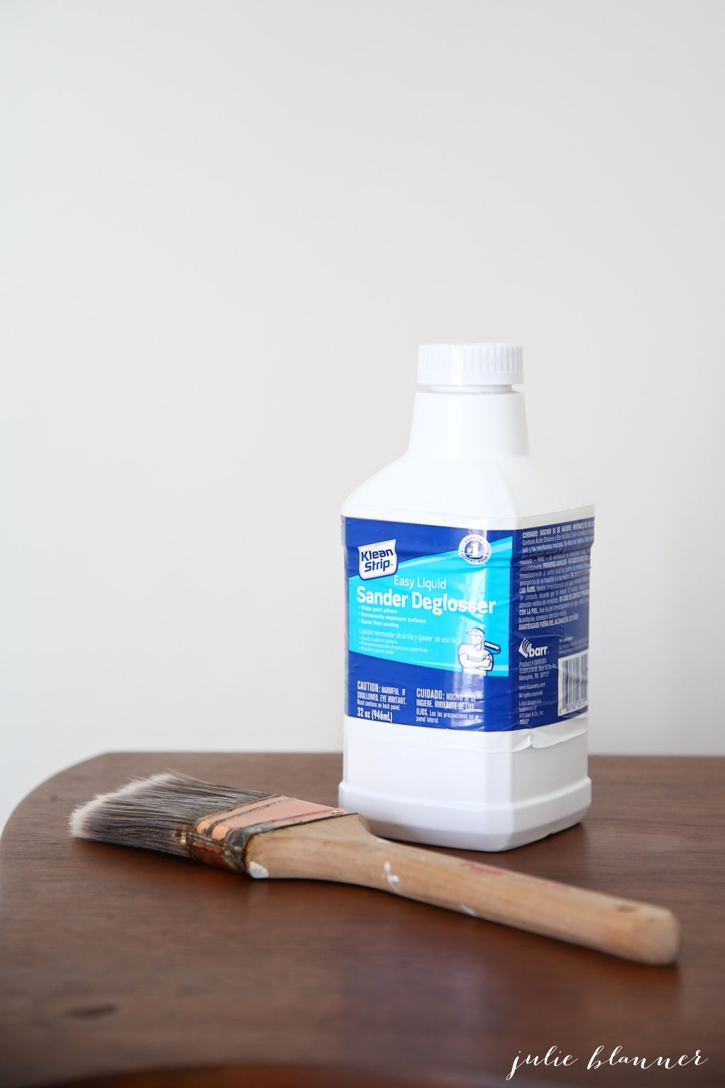 Quick Tip Paint Wood Without Sanding Apply Sander
