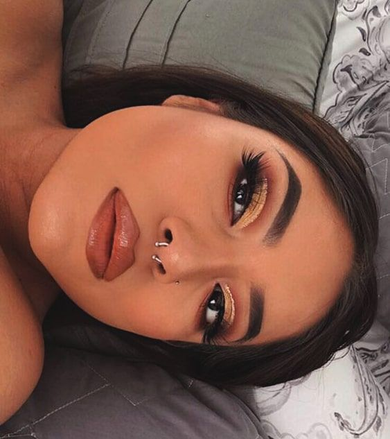 12 Glam Night Out Makeup Ideas That You Can Wear Every Season  #makeupgoals
