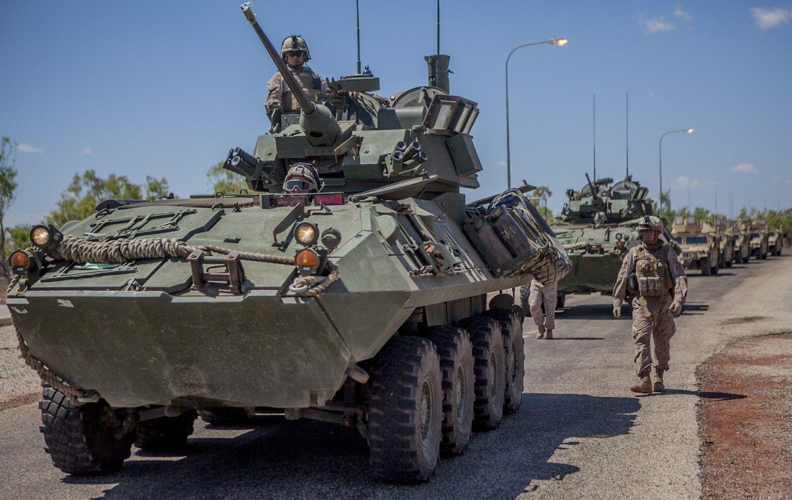 Lav Iii Marine Corps Bases Military Vehicles Military Armor
