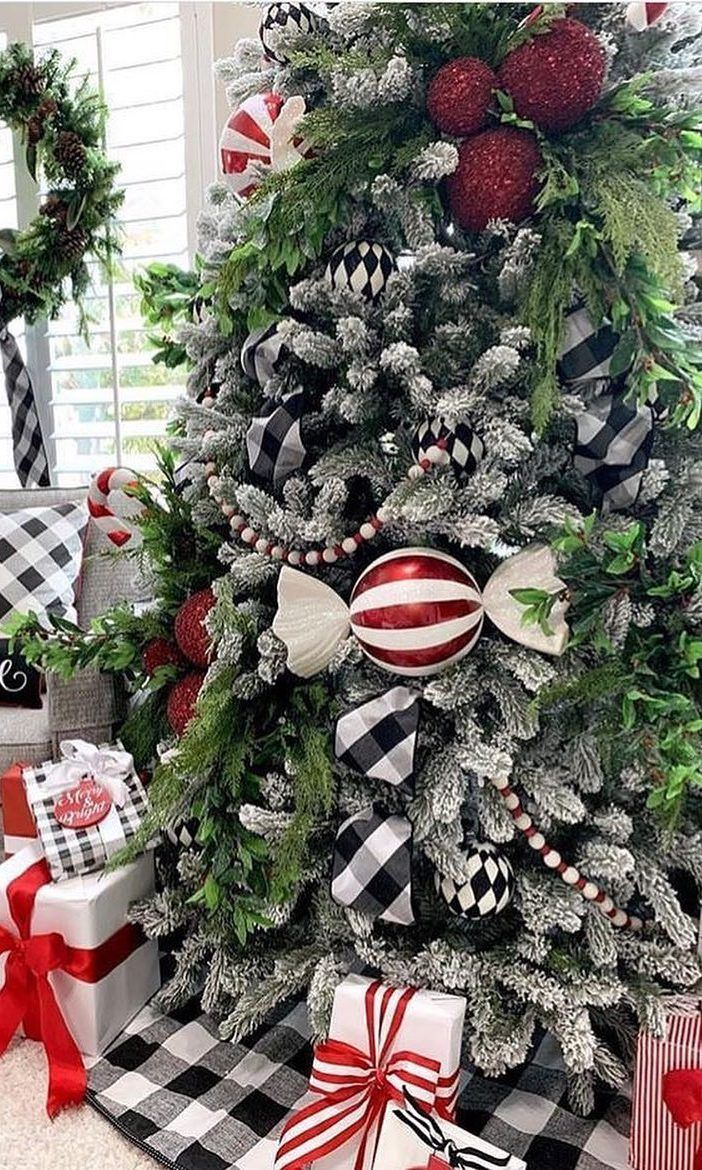 65+ Christmas Tree Decoration Ideas and new trends for