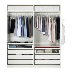 Ikea Pax Wardrobe Organiser Examples Google Search Ikea Pax