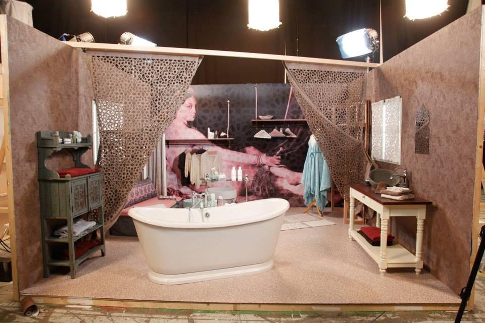 Salle de bain Téva Déco inspiration Hammam | **BATH** | Pinterest ...