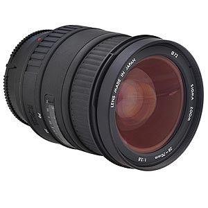 Sigma 28 70mm F 2 8 Autofocus Lens For Minolta Alpha Mount 72 Incompatible With Later Cameras Latest Camera Autofocus Sigma