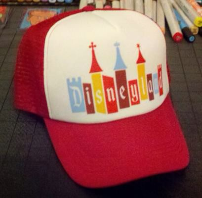 733ef27a0b3 Vintage Disneyland hat -must have! ✨❤