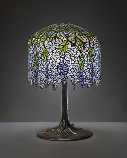 Wisteria table lamp model no 342 tiffanylamps diy and crafts wisteria table lamp model no 342 tiffanylamps aloadofball Choice Image