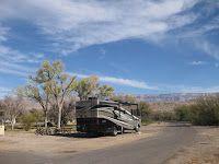 CampgroundCrazy: Rio Grande Village, Big Bend National Park, Texas