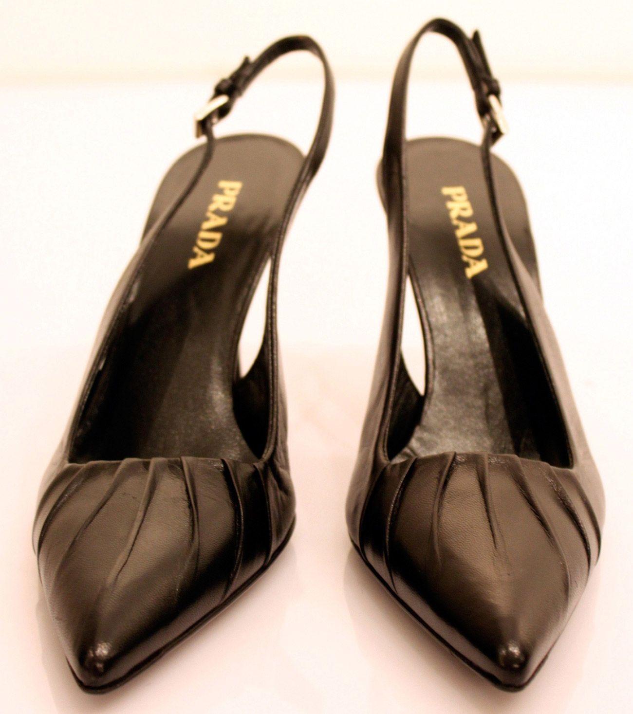 Madame Recicla: sapato