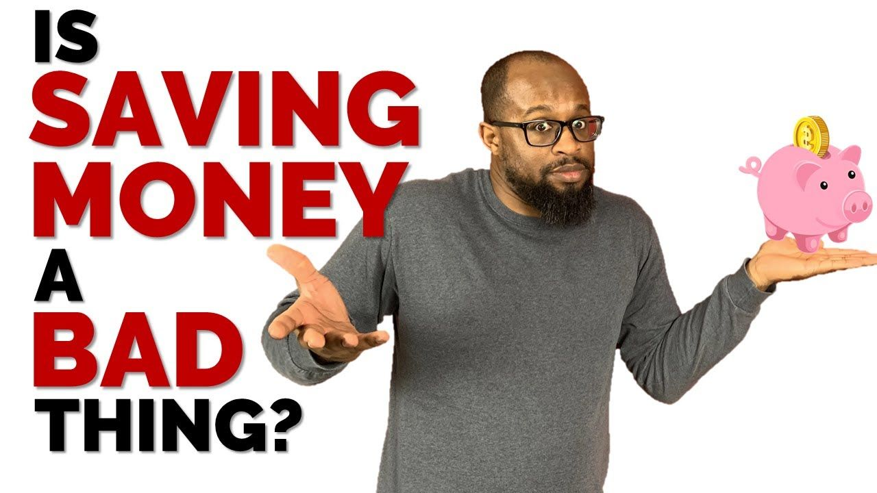 Why Saving Money Is A Bad Idea Saving Money Is For Losers Saving Money Rich Dad Poor Dad Saving