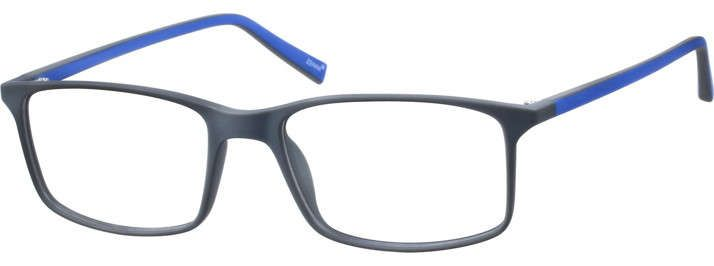ce90f62bd8 Blue Two-Tone Rectangle 2014012 Order Glasses Online