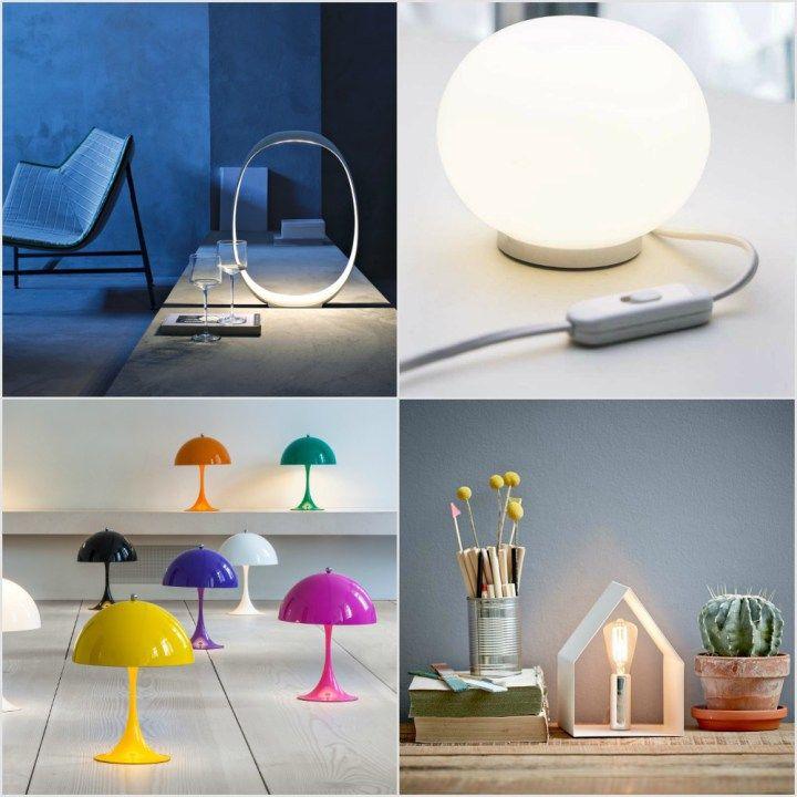 L mparas n rdicas de dise o para crear luz de ambiente - Luces de ambiente ...