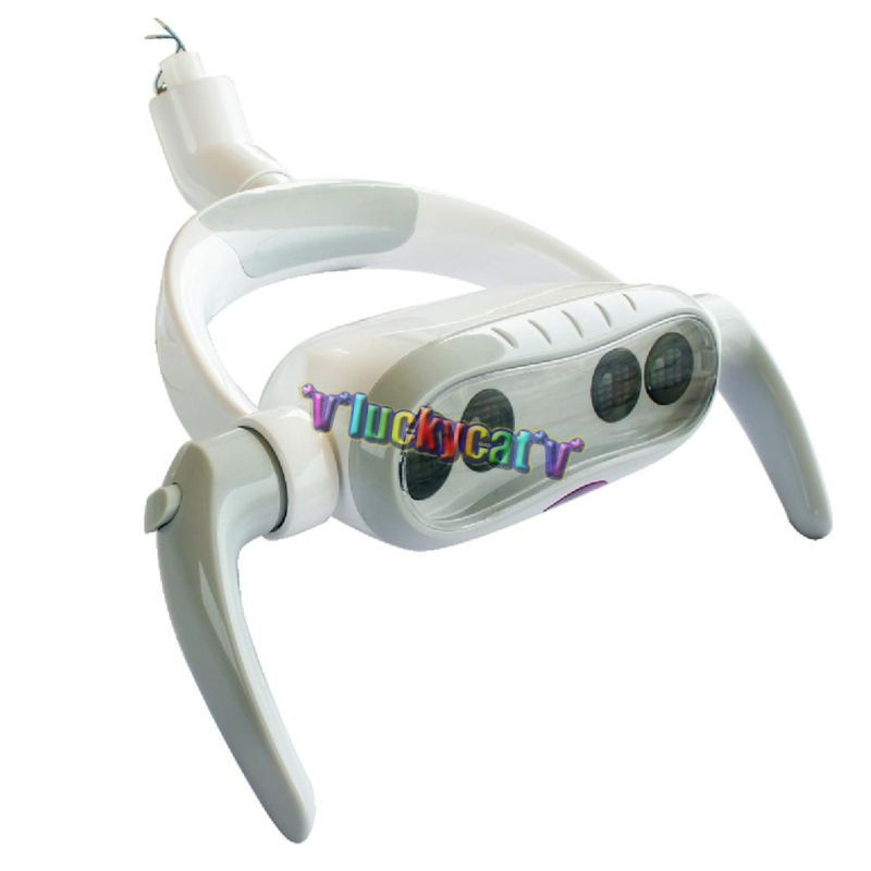 133.67$  Buy here - http://aii36.worlditems.win/all/product.php?id=32808399257 - Dental LED Oral Light Induction Lamp CX249-4 For Dental Unit Chair 22mm