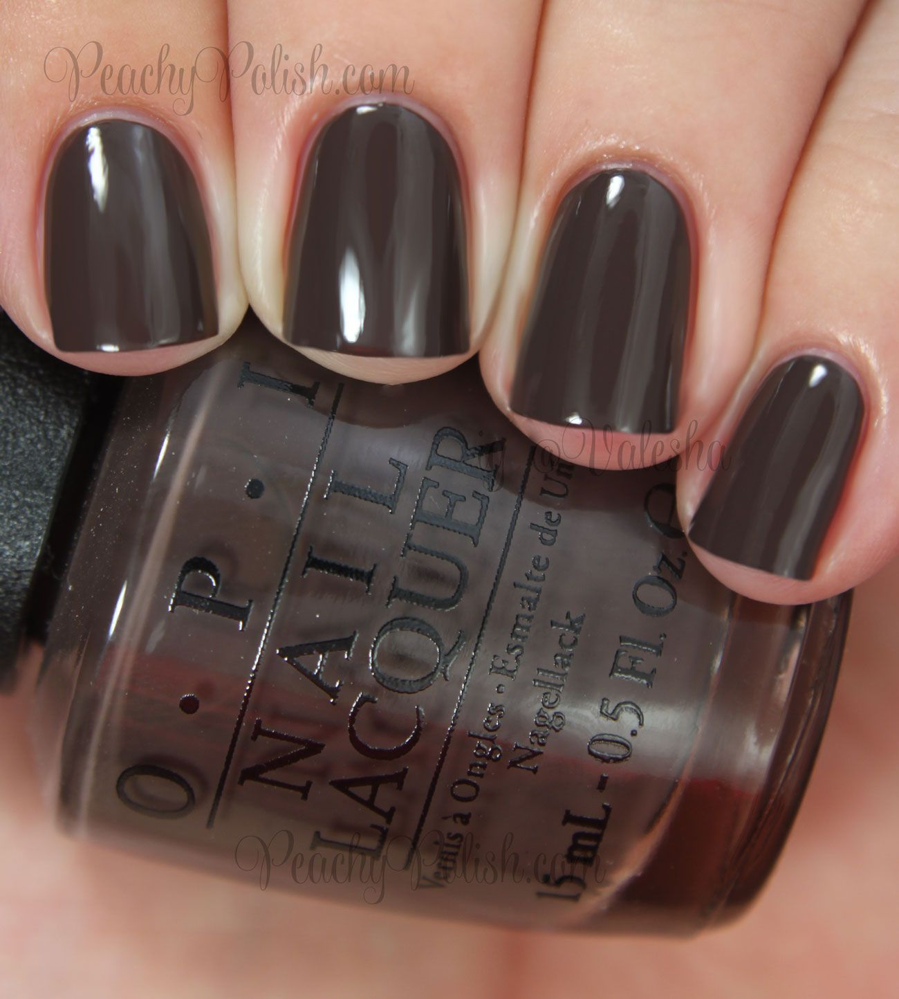OPI How Great Is Your Dane?   Fall 2014 Nordic Collection   Peachy ...
