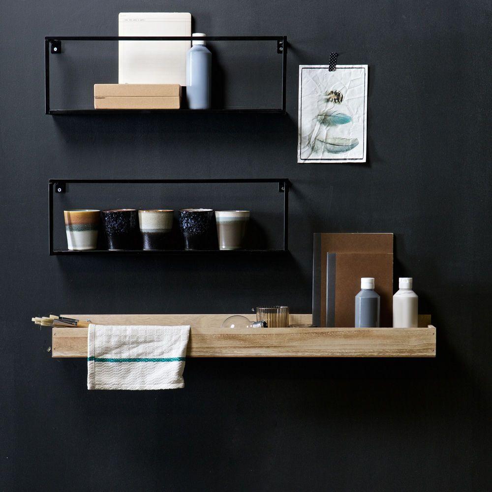 Ablageboard Siem 80 X 11 Cm Mdf Holzdekor Bucherregal Dekoregal
