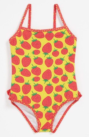 31e5cb98c36 Strawberry baby swimsuit, on sale. | Nordstrom Half Yearly Sale ...