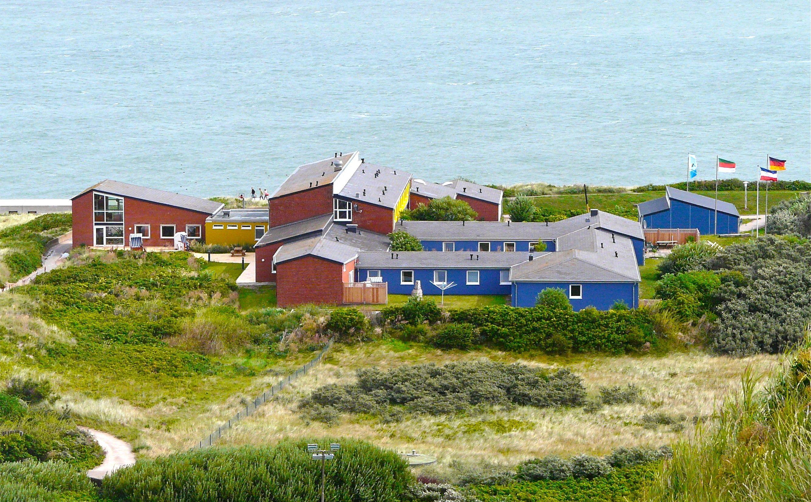 Jugendherberge Haus Der Jugend Helgoland Auf Der Hochseeinsel